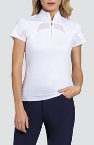 Merida Top - Chalk White