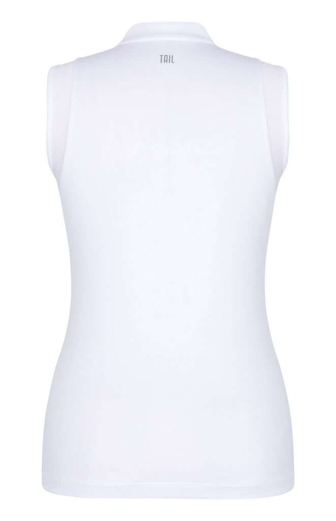 Kensington Top - Chalk White