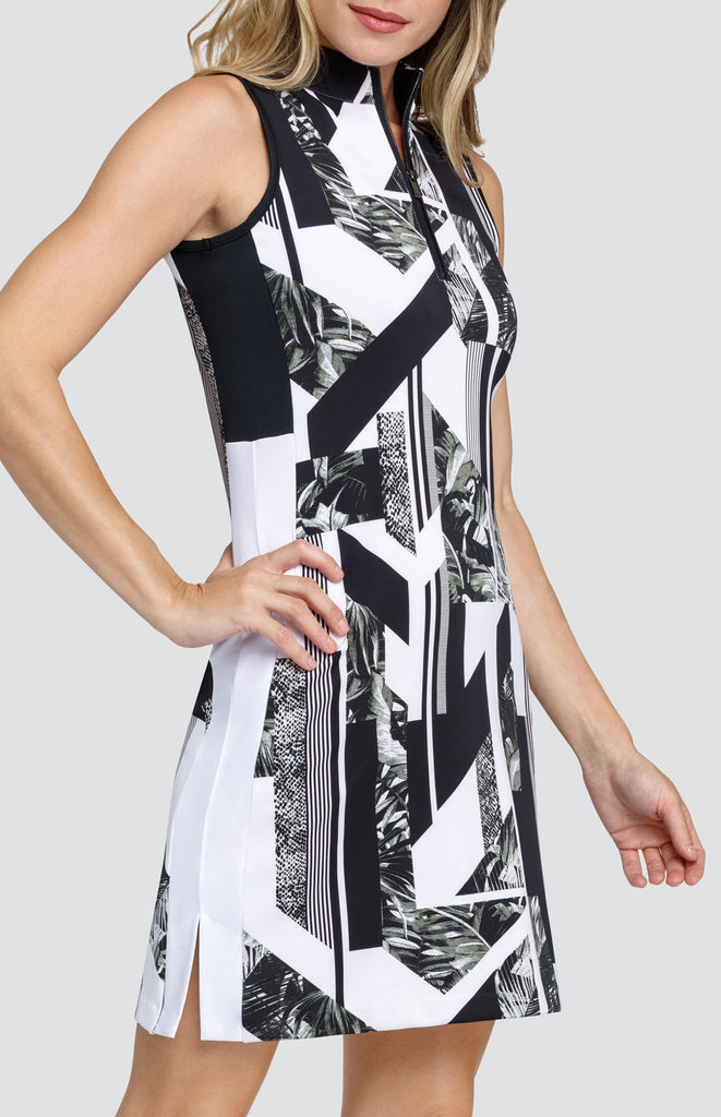 Avanti Dress - Mixed Blocks