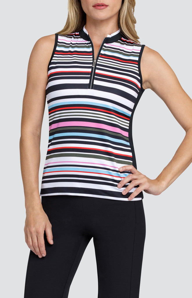 Jennie Top - Variegated Stripe