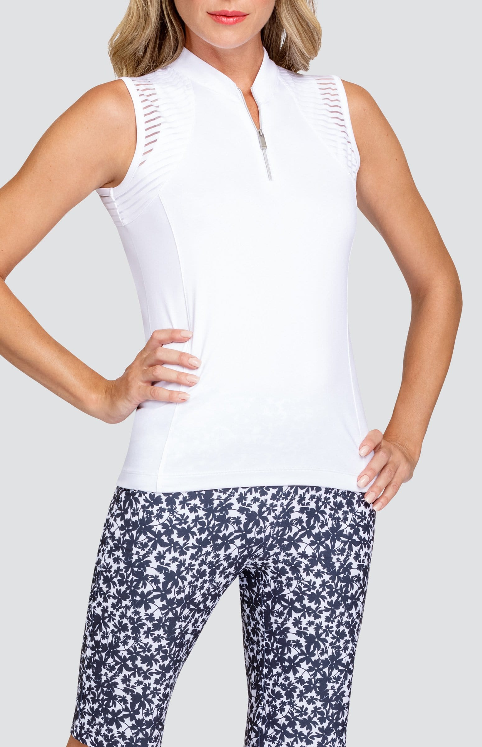 Rachel Top - Chalk White