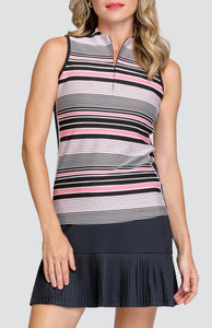 Riley Top - Ridged Jacquard