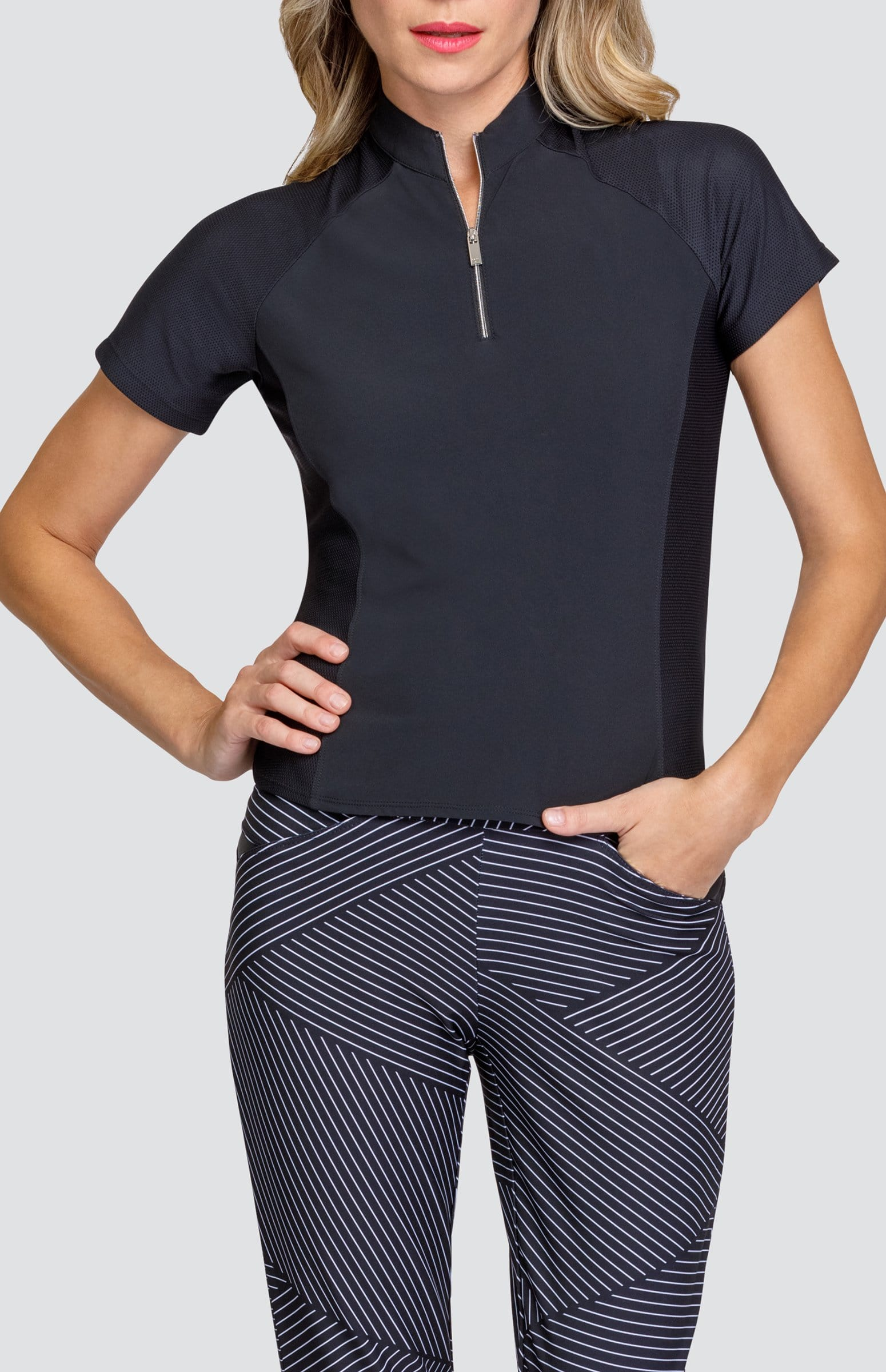 Kelsey Top - Onyx Black