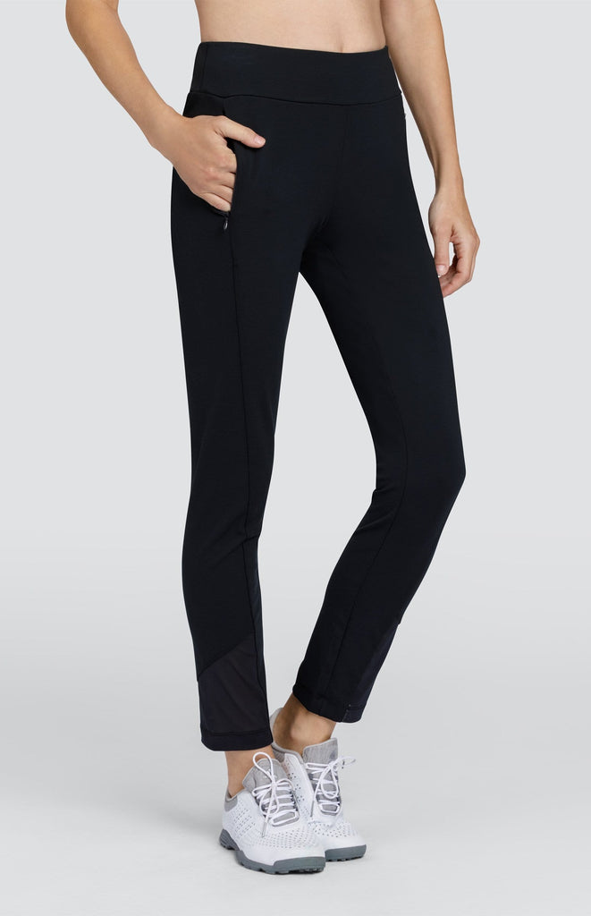 Ryleigh Ankle Pant - Onyx Black