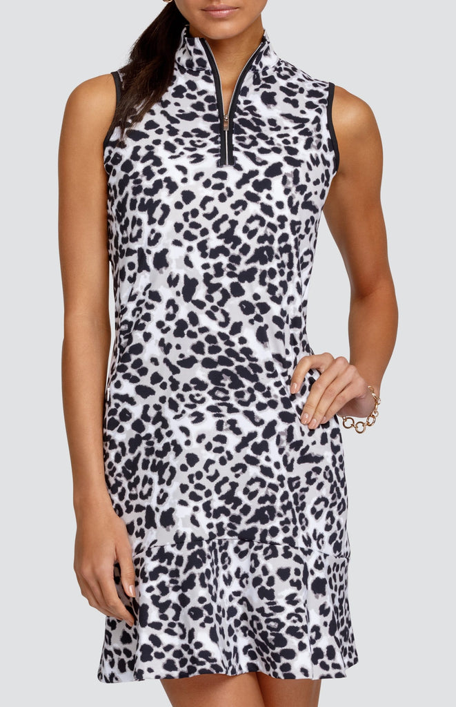 Labelle Dress - Feisty Feline