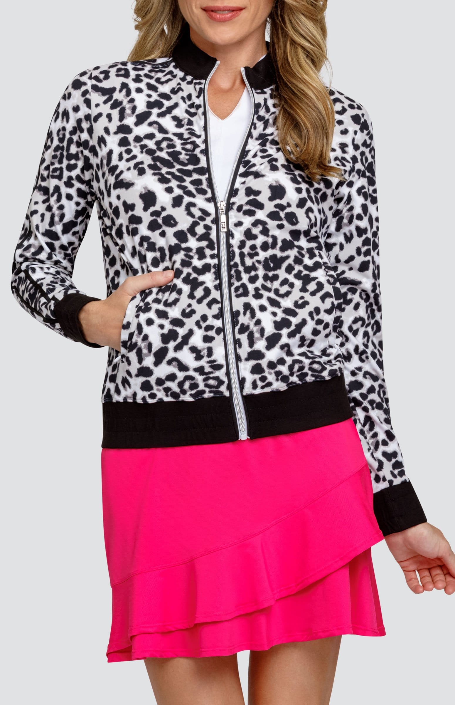 Madalynn Jacket - Feisty Feline