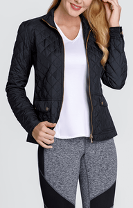 Perla Black Jacket