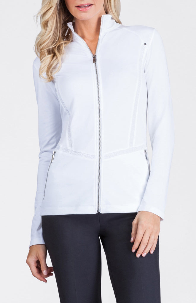 Leilani Jacket - White