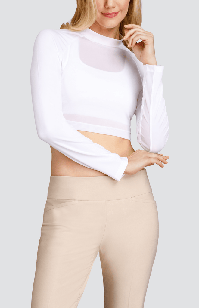 Edie Layering Top - White