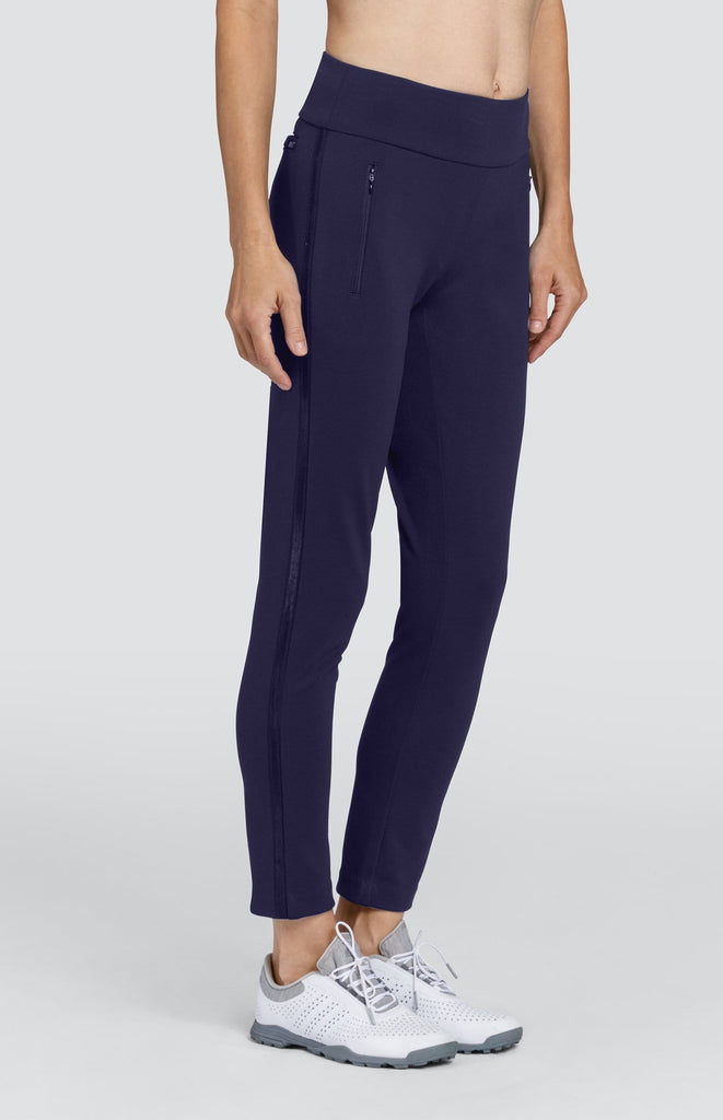Aubrianna Ankle Pant - Night Navy