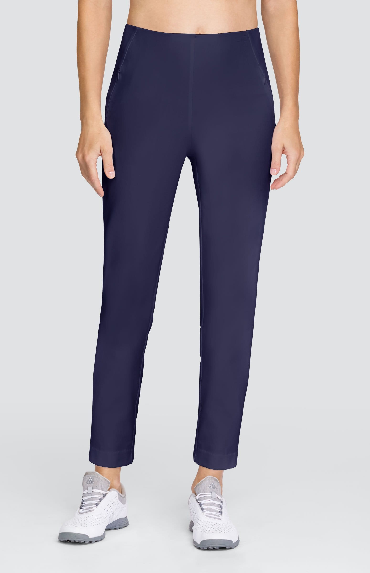 Allure Ankle Pant - Night Navy