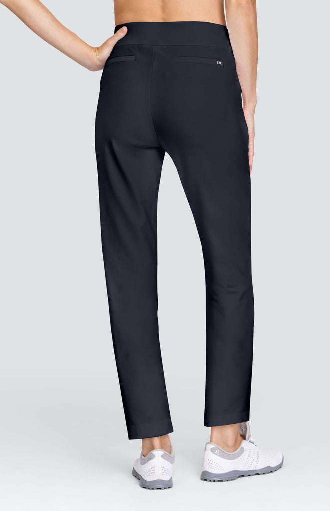 Allure Ankle Pant - Onyx Black