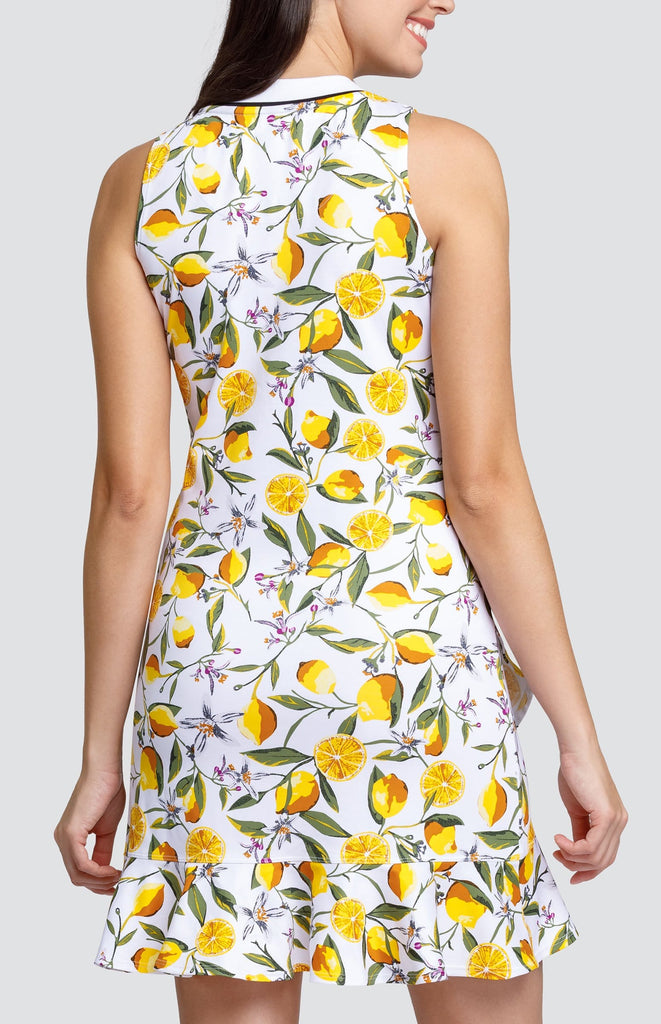 Mikayla Dress - Limoncello