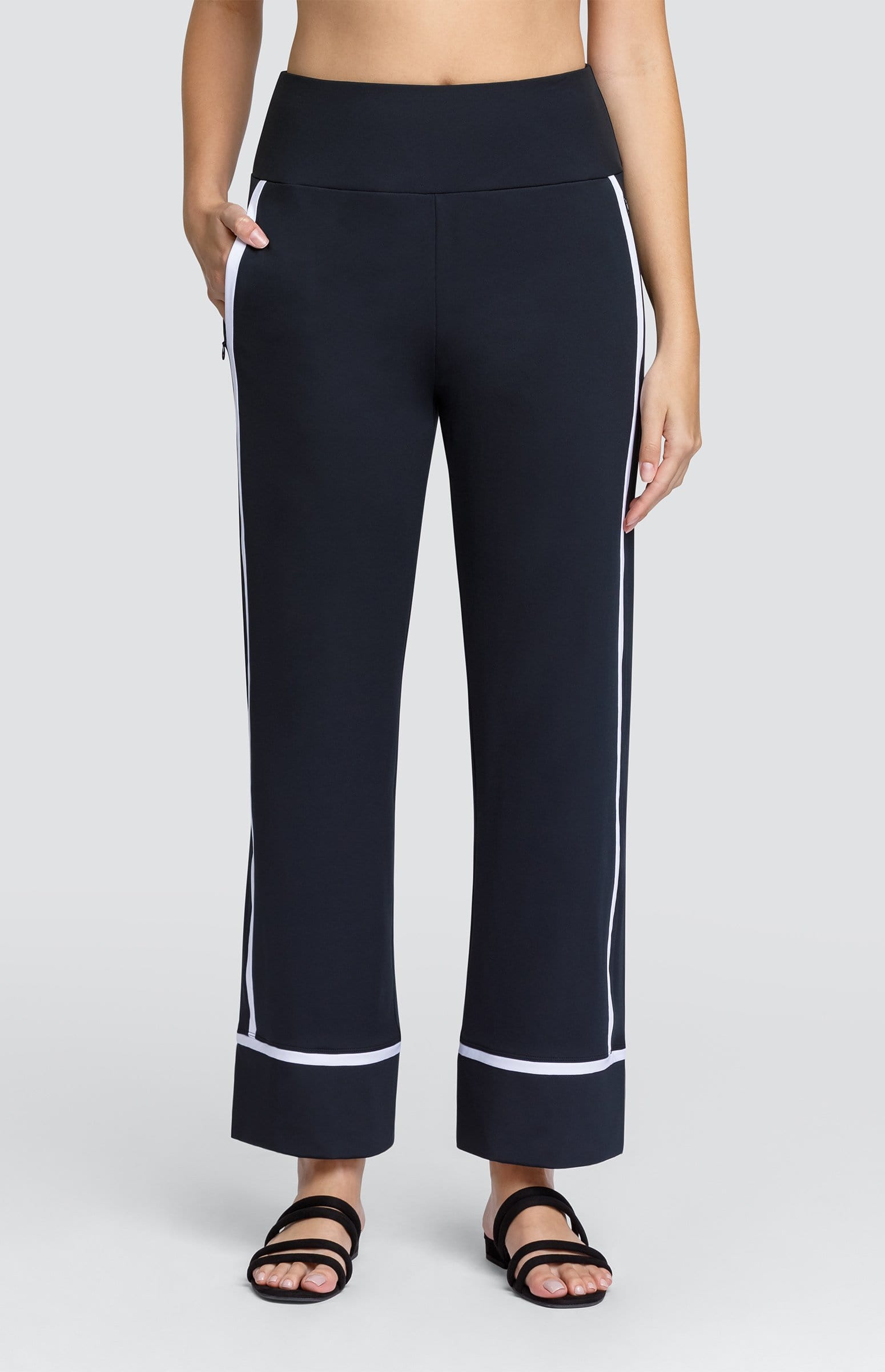 Estaphania Pant - Onyx Black