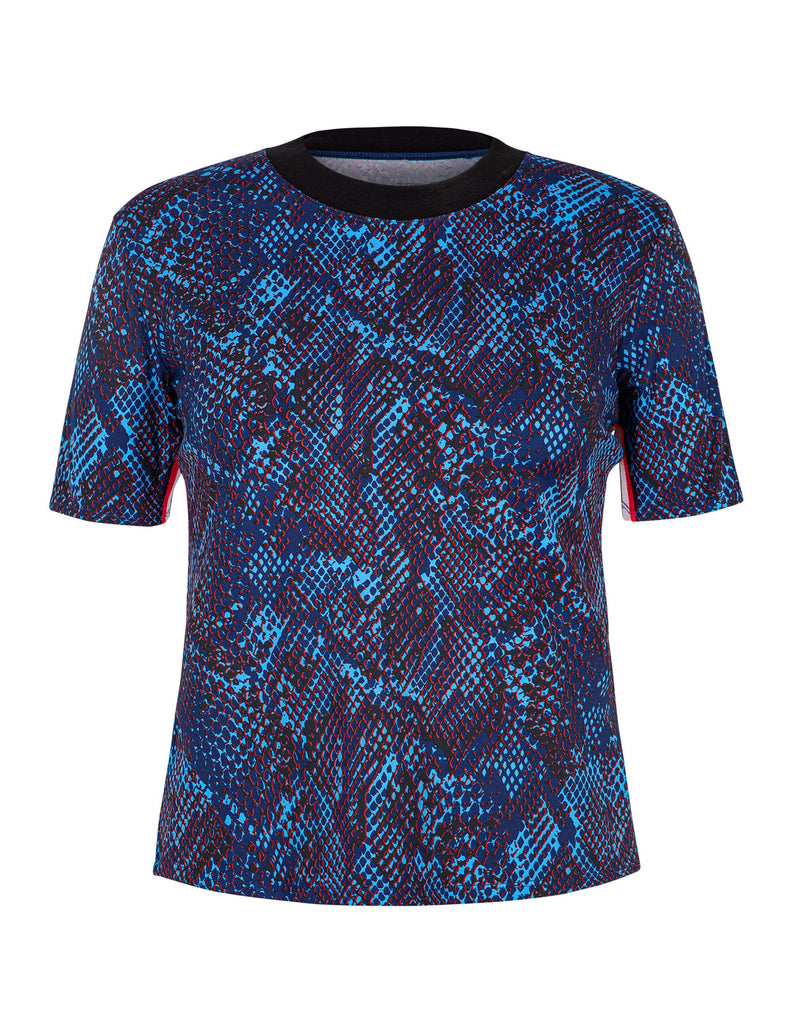 Joli Top - Boa Blue