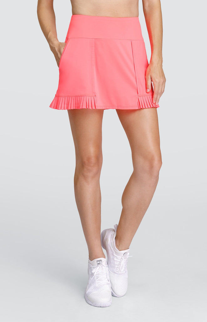 "Milani Skort - Dragon Fruit - 13.5"" Length"