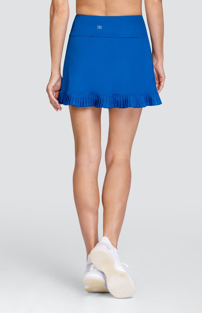 "Milani Skort - Royal Blue - 14.5"" Length"