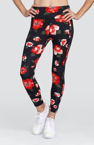 Saylor Leggings - California Poppy