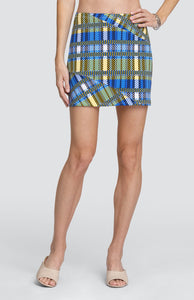 Saint Clair Skirt - Uptown Plaid