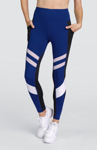 Jocelynn Leggings - Blue Depths