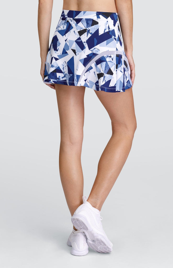 "Lacey Skort - Crystal Marble - 13.5"" Length"