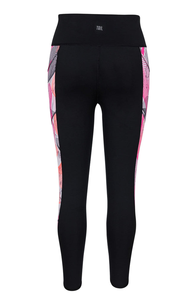 Myah Leggings - Onyx Black