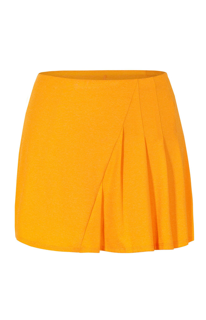 "Sally Skort - Marigold - 13.5"" Length"