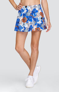 "Skyline Skort - Bouquet - 13.5"" Length"
