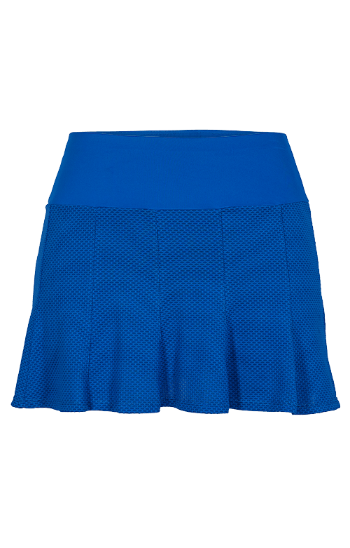 "Shayla Skort - Royal - 13.5"" Length - FINAL SALE"