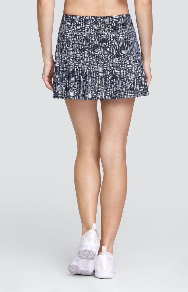 "Nolita Skort - Zentangle - 13.5"" Length"