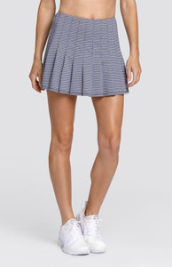"Eleonora Skort - Mini Gingham - 14.5"" Length"