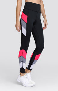 Minerva Leggings - Onyx Black