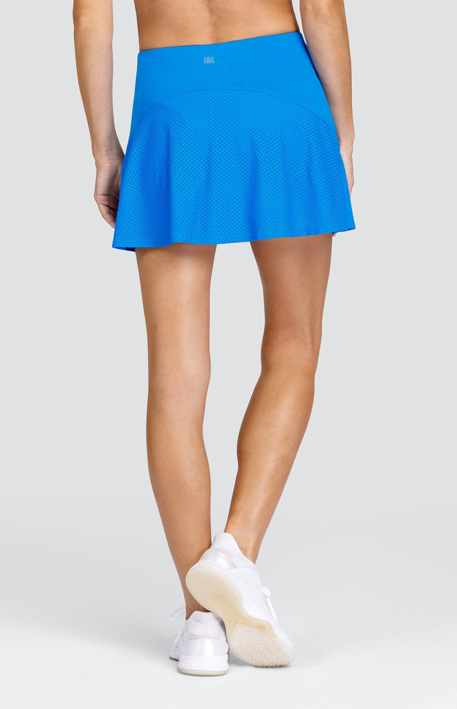 "Tulip Skort - Pacific - 14.5"" Length"