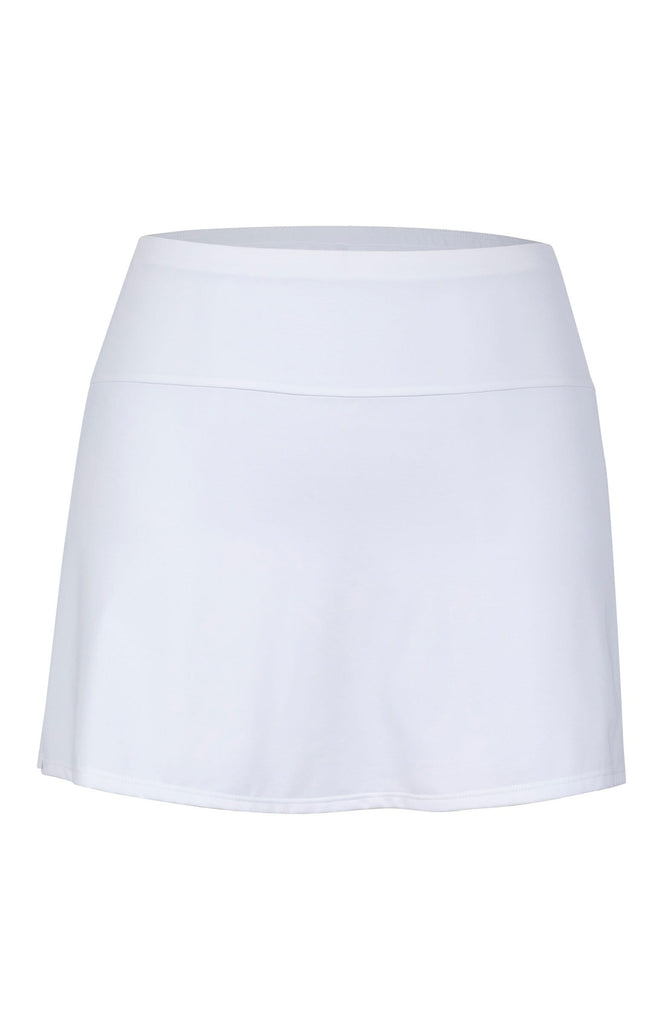 "Nolita Skort - White - 13.5"" Length"