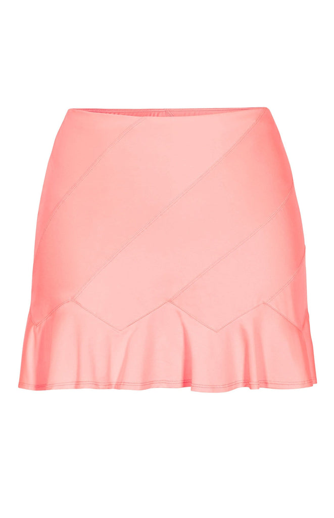 "Kailey Skort - Melon Punch - 14.5"" Length"