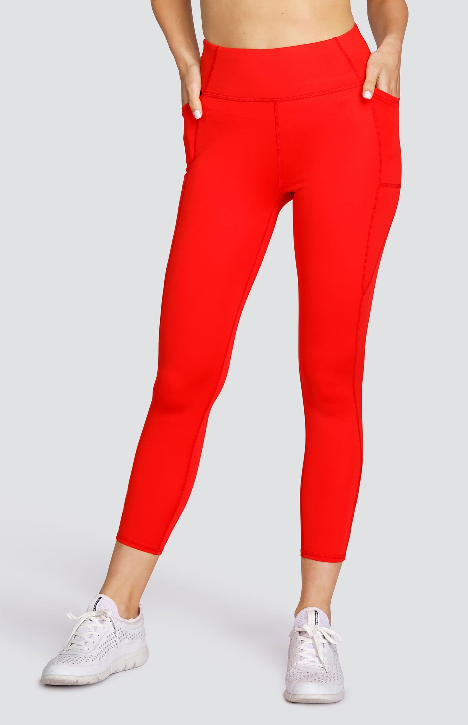 Ivory Leggings - Chili