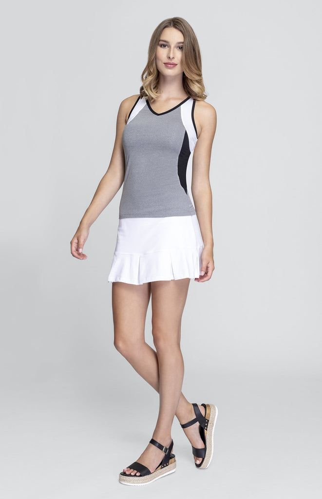 Judy Tank - Frosted Heather - FINAL SALE