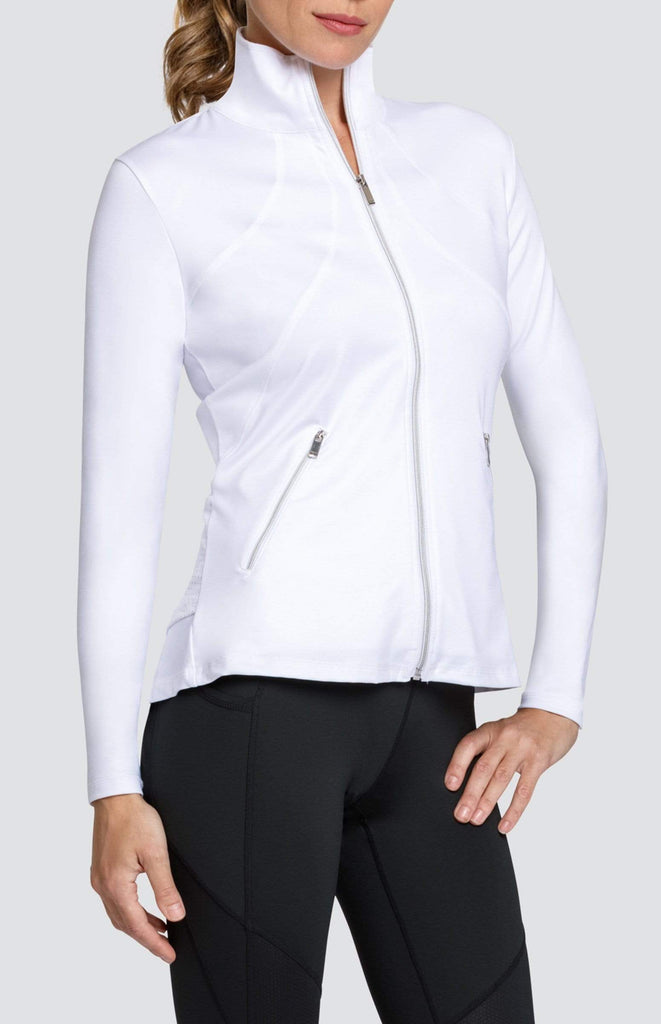 Rachel Jacket - Chalk White