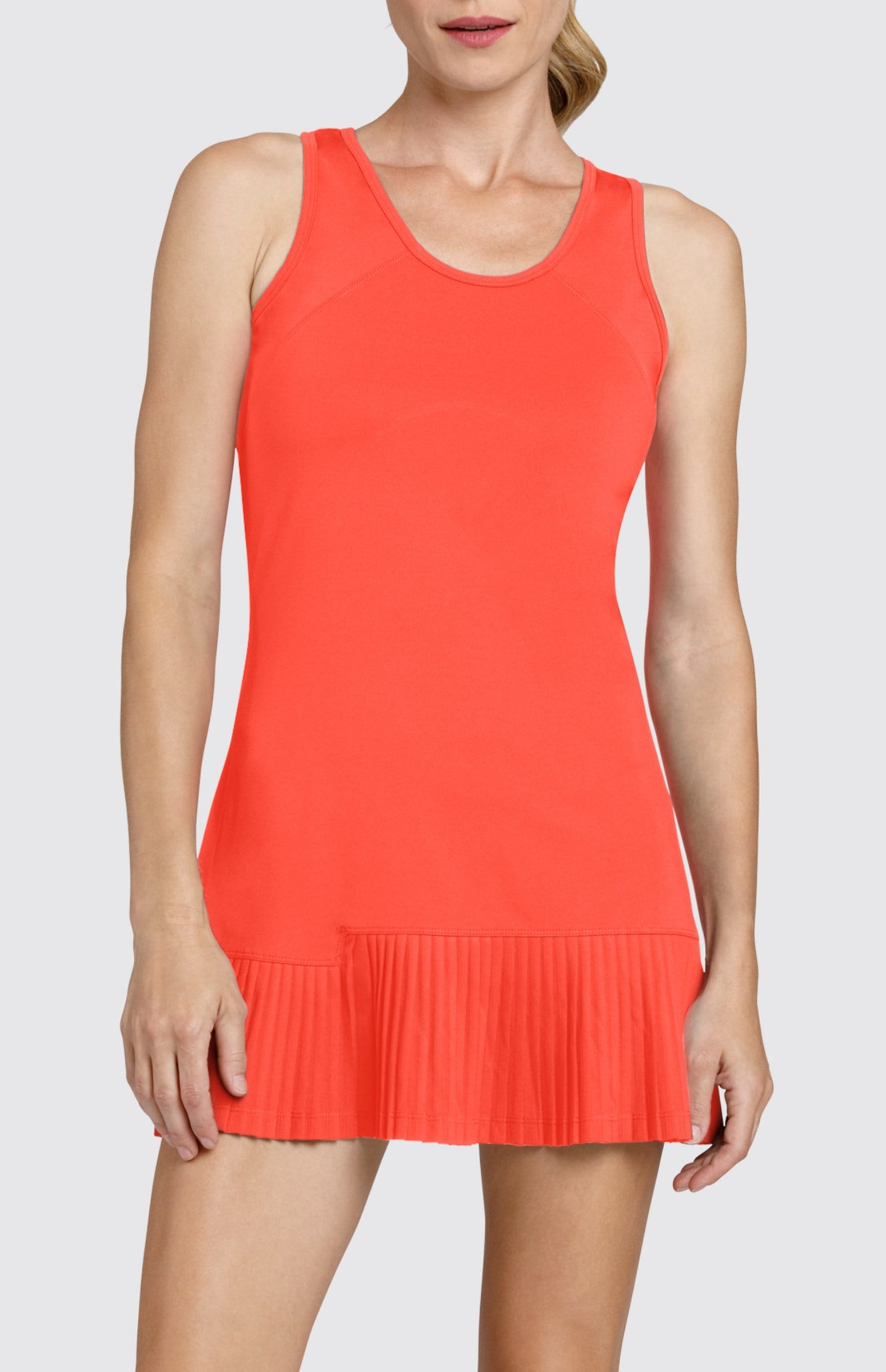 Coletta Dress - Mandarin