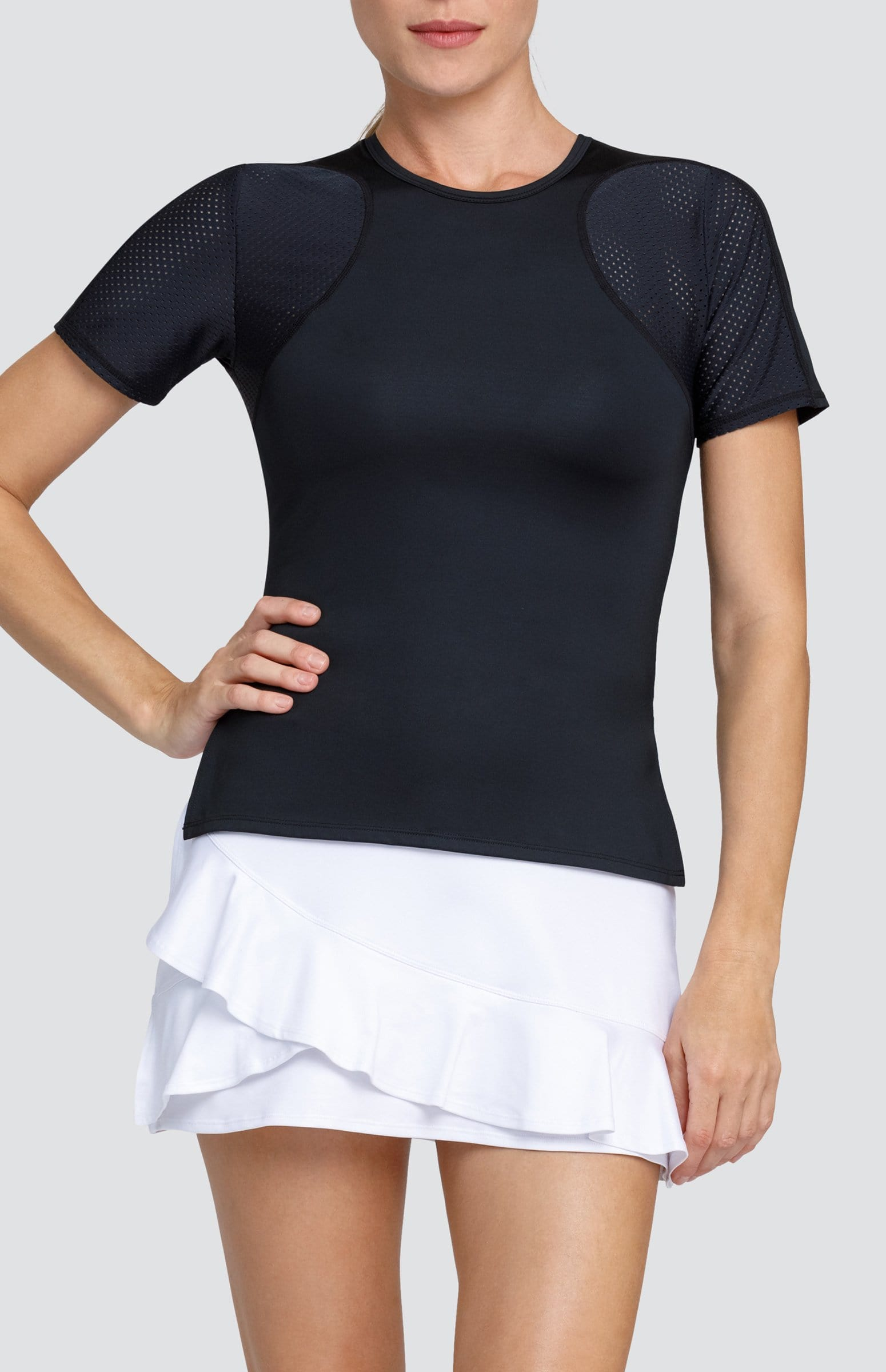 Katy Top - Onyx Black