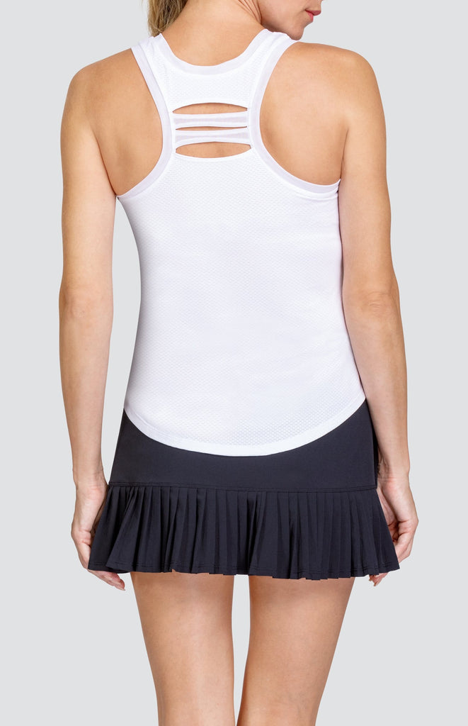 Mia Tank - Chalk White