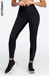 Wilma High Waisted Leggings - Noir