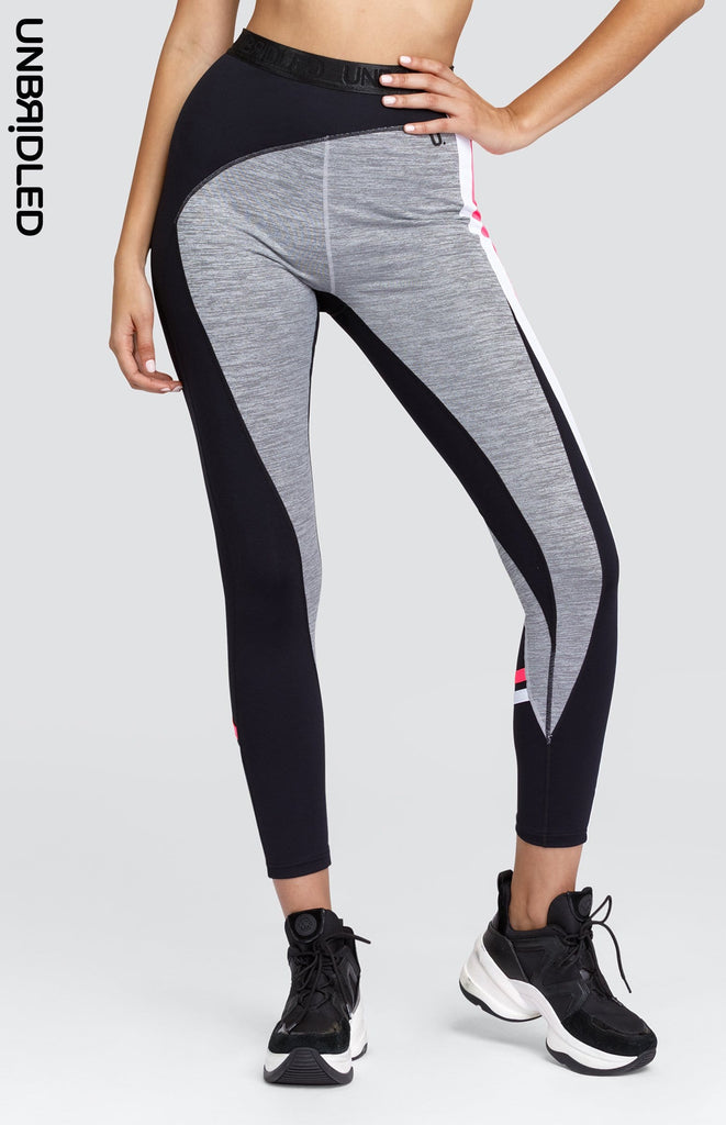 Pavlova Onyx/Heather Grey Legging