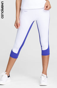 Clara Legging - Chalk White