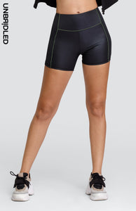 Rebel Shorts - Onyx - FINAL SALE