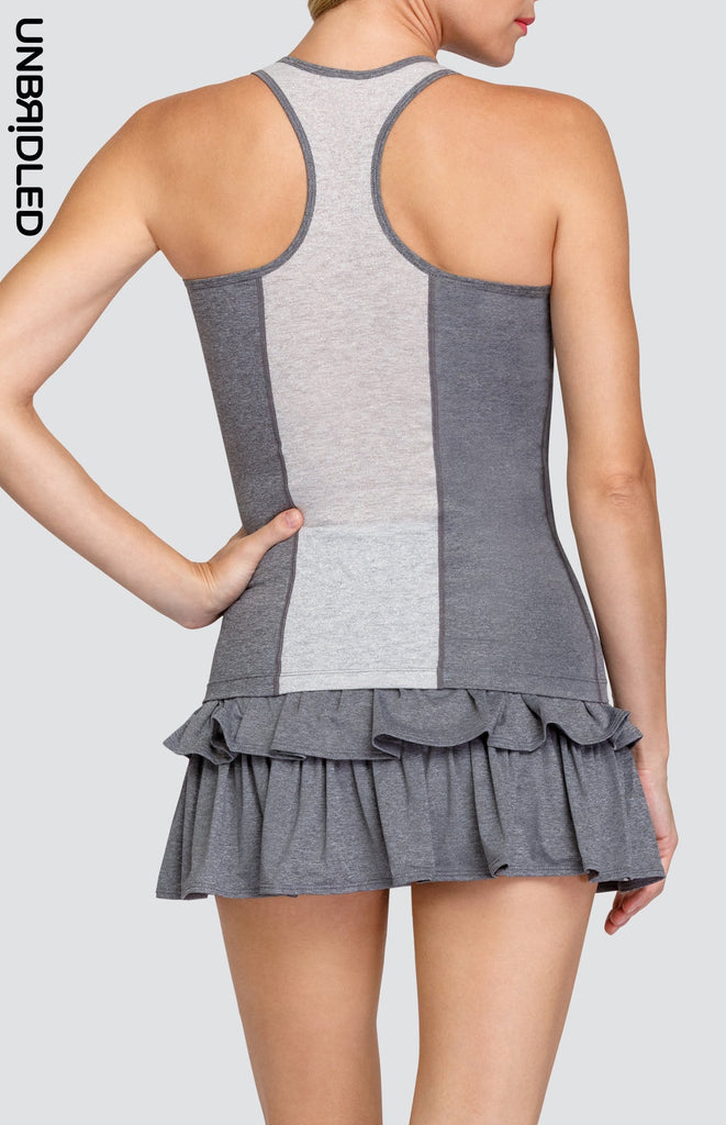 Katherine Tank - Charcoal Heather
