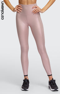 "Adelie 28"" Inseam Leggings - Rose Gold"