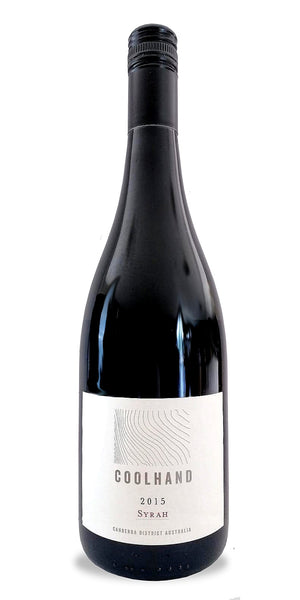 2015 Cool Hand Canberra Syrah