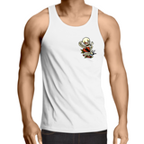 Death of Love - Mens Singlet