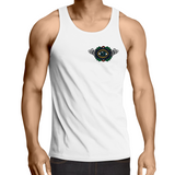 DMT Third Eye - Mens Singlet